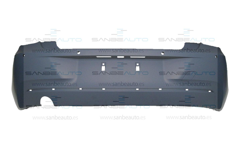 BMW S/1 F20/F21 12-*PARAGOLPES TRASERO PARA PINTAR CON AGUJEROS PARA SENSORES (URBAN/SPORT)