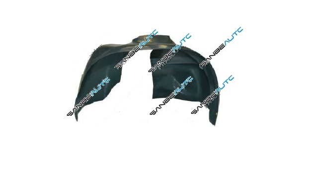 FIAT DUCATO/JUMPER/BOX 06-*PLASTICO PASE DE RUEDA DELANTERO DCH