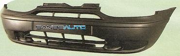 FIAT PALIO 97-*PARAGOLPES DELANTERO PARA PINTAR