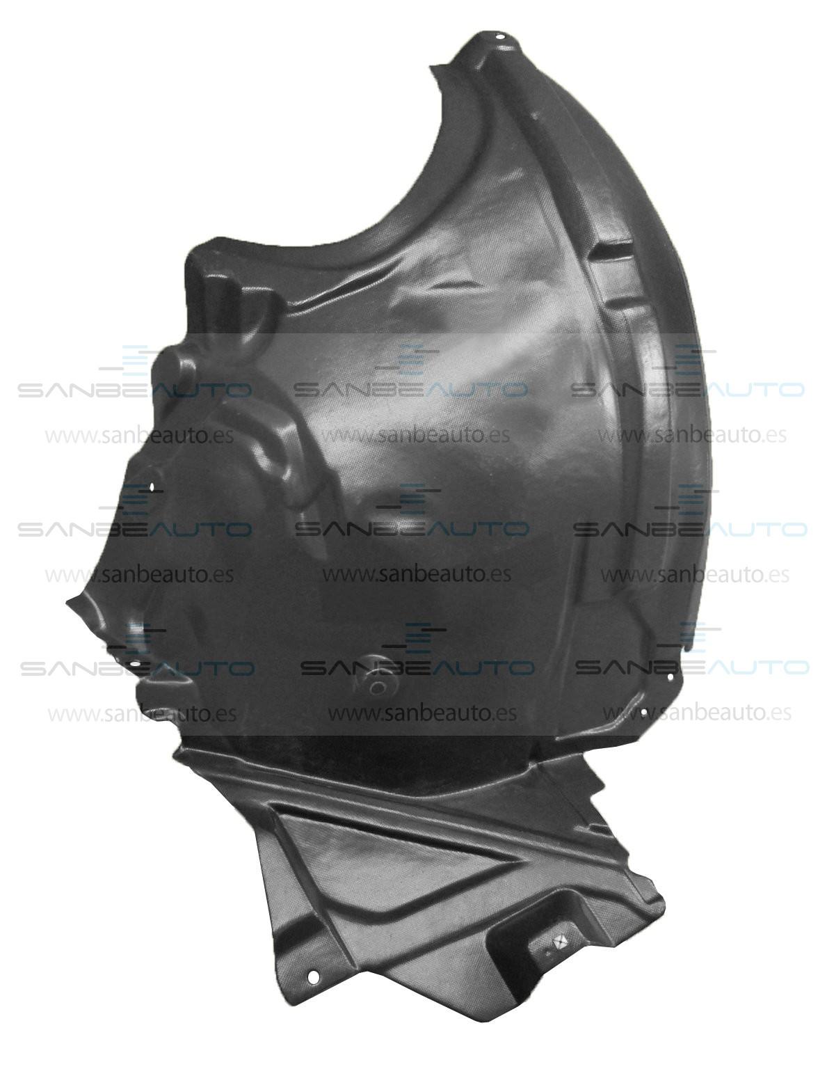 MERCEDES E W212 09-*PLASTICO PASE DE RUEDA DELANTERO DCH(PARTE TRASERA)