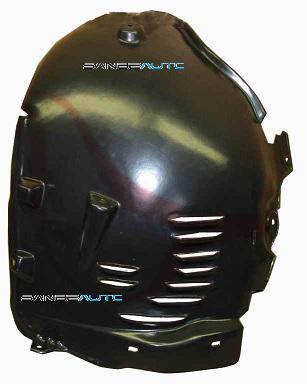 MERCEDES W211 02-*PLASTICO PASE RUEDA DELANTER. DCH DELANTERO