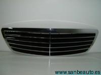 MERCEDES S W220 02-*(S350)*REJILLA COM CR/NEGRA