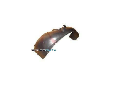 OPEL VECTRA 05-*PLASTICO PASE RUEDA DELANTER. IZQ