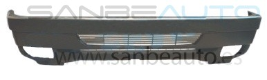 PEUGEOT 405 87-*PARAGOLPES DEL C/AGUJEROS FAR