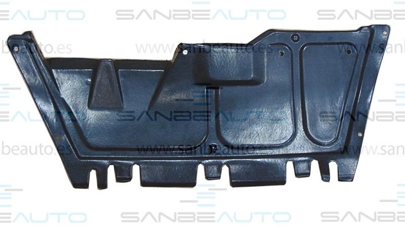 VW GOLF 97-*PLASTICO PROTECTOR INFERIOR CENTRAL MOTOR(GASOLINA)