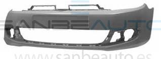 VW GOLF 08-*PARAGOLPES DELANTERO PARA PINTAR