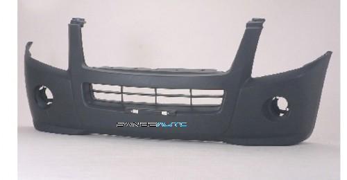 ISUZU D-MAX 06-*PARAGOLPES DELANTER. NEGRO 2WD