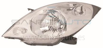 CHEVROLET SPARK 2010-*FARO IZQ ELECTRICO CON MOTOR