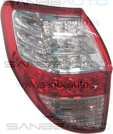TOYOTA RAV4 10-*PILOTO TRASERO IZQ(LED)