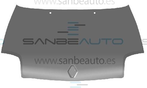 RENAULT CLIO 98-*CAPO
