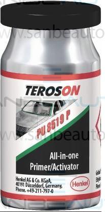 TEROSON PU8519P BO 25ML*PREPARACION DE SUPERFICES IMPRIMACION +ACTIVADOR (PARA LUNAS)