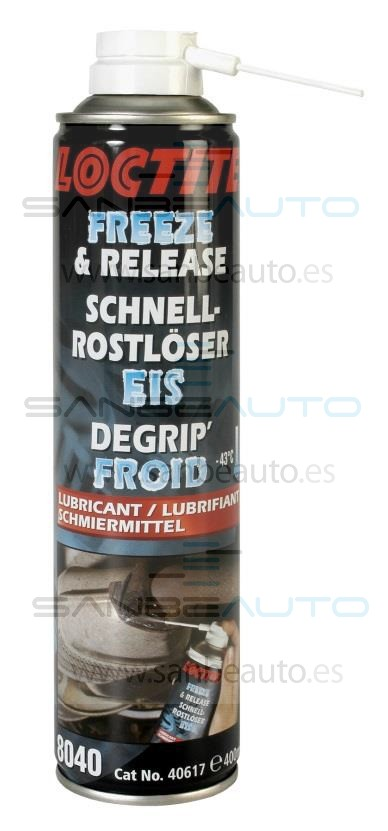 LOCTITE LB 8040 400ML* SPRAY AFLOJATODO ENFRIADOR