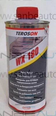 TEROSON WX 180 POLISH 250ML*CERA RESTAURADORA DE PINTURA