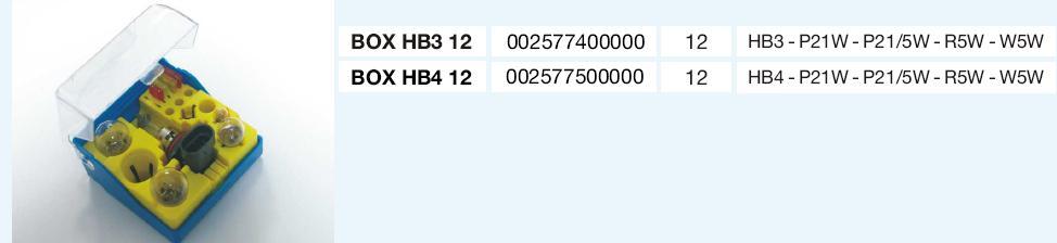 ESTUCHE HB3 12