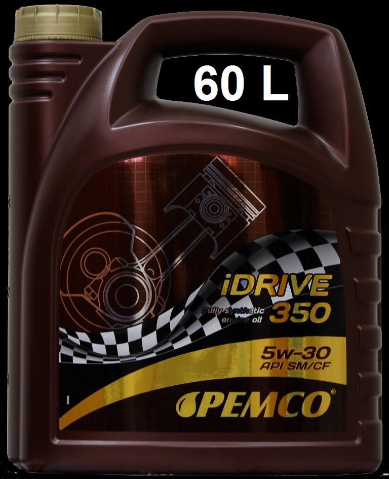 PM IDRIVE 350 5W-30 - 60L(SM/A3/C3/B4/VW504/50700) SINTETICO
