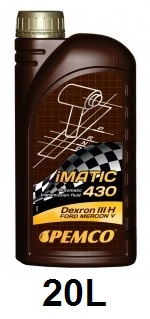 PM IMATIC 430 ATF DIII - 20L (ACEITE TRANSMISION)