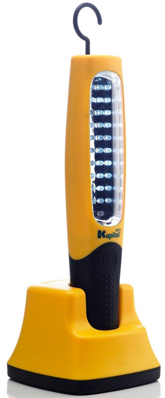 LAMPARA TALLER PORTATIL RECARGABLE 40LM 30 LEDS