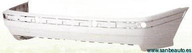 PARAGOLPES BMW E36 TRASERO PARA PINTAR