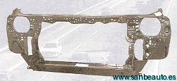 PANEL FRONTAL MICRA COMPLETO 88-91