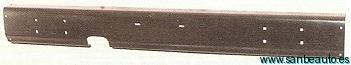 CENTRAL PARAGOLPES PATROL TRA. 82-89