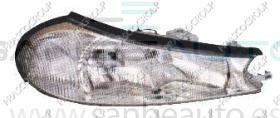 FORD MONDEO 96-*FARO DCH CON REGULACION MANUAL/ELECTRICO