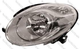 OPTICA IZQ SUPERIOR H7 CON REGULACION ELECTRICA (CON MOTOR) 500 L 12>