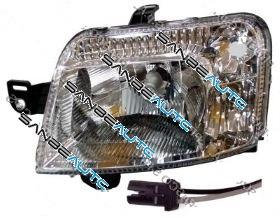 OPTICA IZQUIERDA MOD. H4 ELECTRICA CON MOTOR PANDA CLIMBING 4X4 / NATURAL POWER