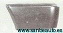 PUNTA PARAGOLPES.L200 DEL.DCH. CROMADA 87>93