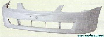 PARAGOLPES.MAZDA 323 F DEL. PARA PINTAR S/A 98>