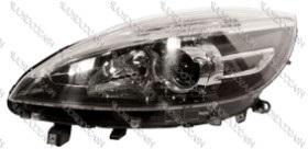 FARO IZQ H7+H7 REGULACION ELECTRICA CON MOTOR SCENIC (X-MOD) 12>