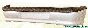 PARAGOLPES R-19 TRA. PARA PINTAR 92->